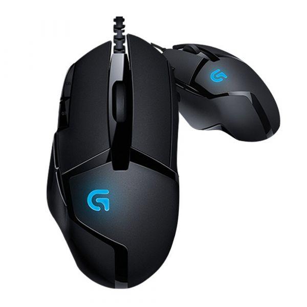 로지텍 G402 유선게이밍 마우스, 단일사이즈
