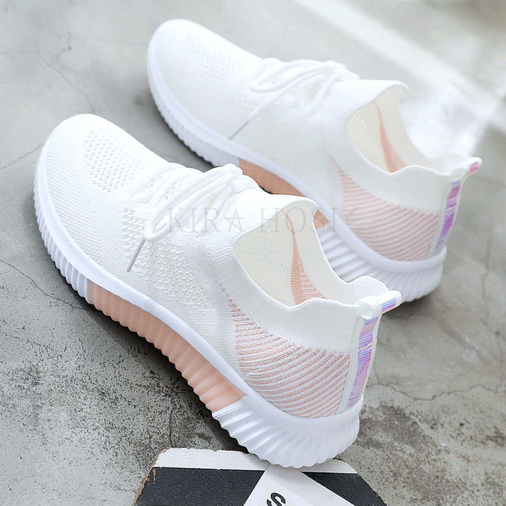 kirahosi 골드문 여성 여름 운동화 캐주얼 신발 스니커즈 QW 21 BIs52c1