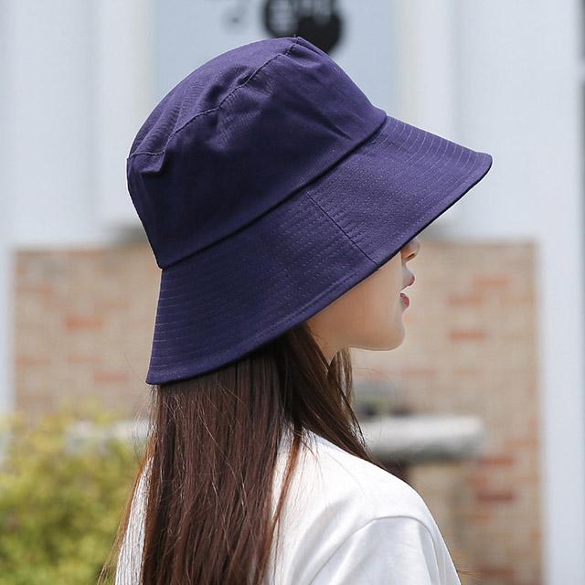 체리플로피 버킷햇 남자 여자 사계절 베이직 코튼 벙거지모자 SU-스탠다드버킷 (6컬러)