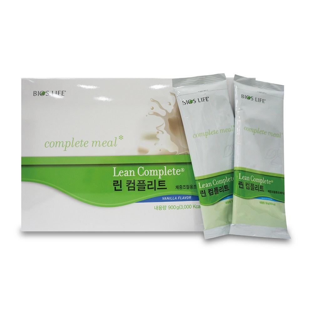 유니시티 린 컴플리트 체중조절용 (최신상품) 체중조절용조제식품, 1개, 30포