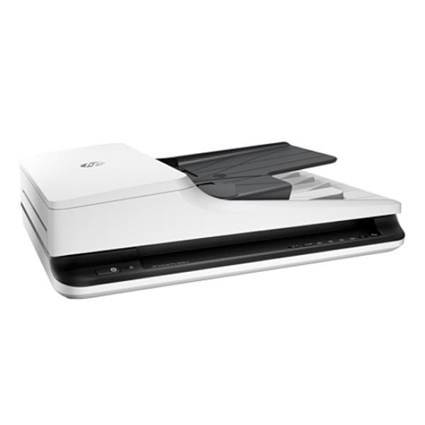 HP ScanJet Pro 2500 f1 평판 OCR 스캐너, 단일옵션