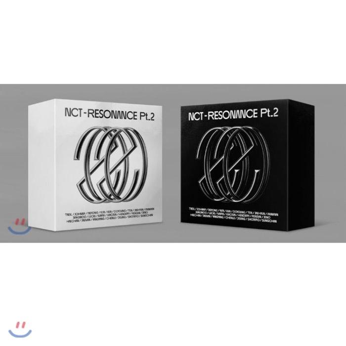 엔시티 (NCT) - The 2nd Album RESONANCE Pt.2 (더 세컨드 앨범 레조넌스 파트2) [스마트 뮤직 앨범(키트 앨범)] [커버 2종 중 1종 랜덤 발송], 드림어스컴퍼니, 음반/DVD