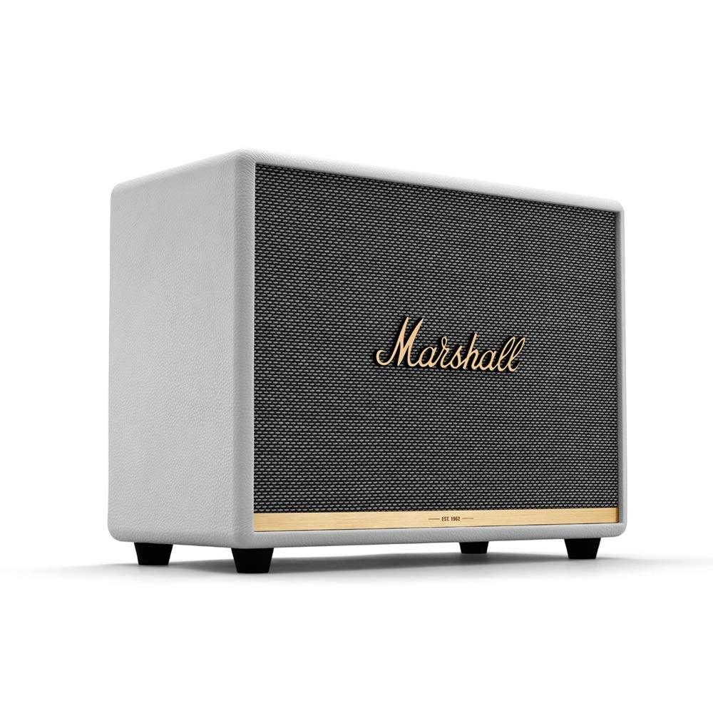 Marshall Woburn II Wireless Bluetooth Speaker 마샬 워번2 블루투스 휴대용 스피커, 화이트