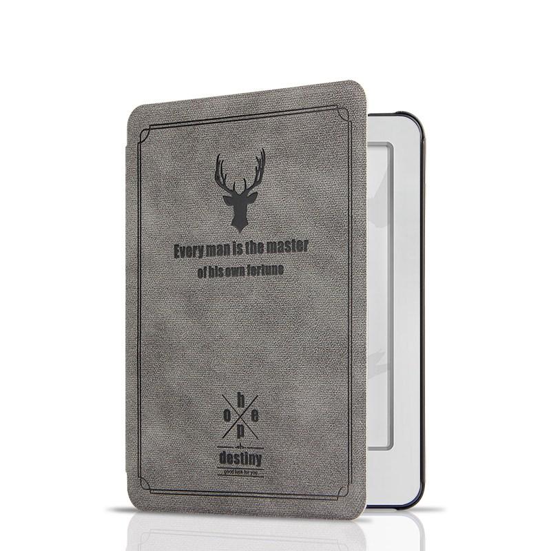 미리더 e북리더기 이북리더기, 전자책 + 케이스 그레이 + 필름, 공식 표준