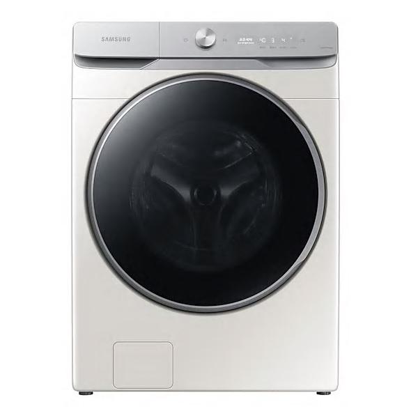 삼성전자 그랑데 WF23T8500KE 드럼세탁기 23kg 그레이지 AI맞춤세탁 버블워시