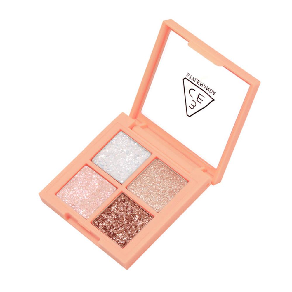 스타일난다 3CE MINI MULTI EYE COLOR PALETTE #DIAMOND GLINT 아이섀도우 특가, 단품, 단품