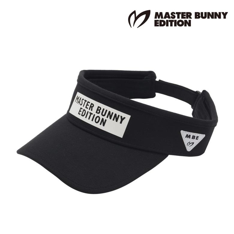 마스터바니에디션 [국내발송][무료배송] 파리게이츠 남성 웜 펀치 썬바이저 158-9287009 master bunny edition [오후 3시 이전 주문시 당일 발송], 블랙(010)
