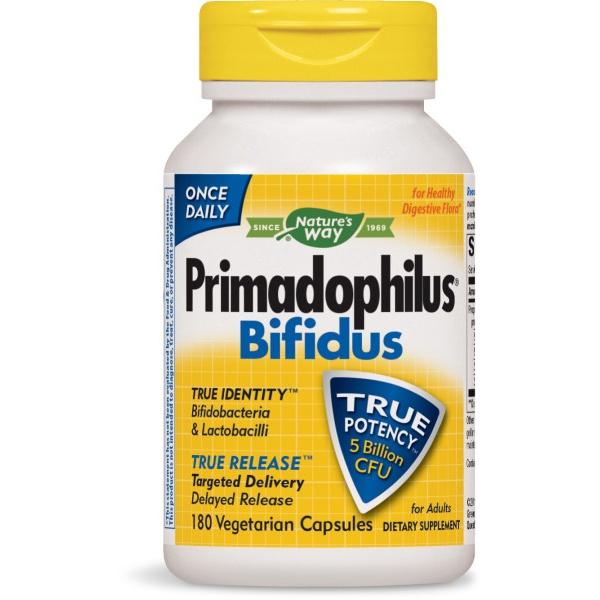 네이쳐스웨이 프리마도필러스 유산균 비피더스 브이캡, 180개입, 1개