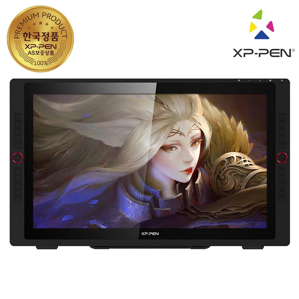 XP-PEN ARTIST 24 PRO 드로잉 액정타블렛 (한국정품)