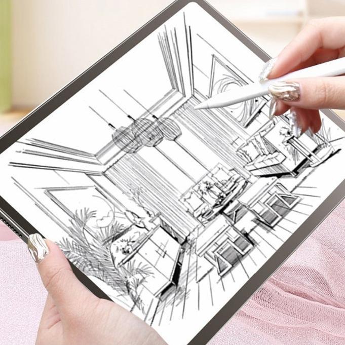 소포라 휴대폰 보호 선명한 투과율 만원대 선물 정교한 필기감 종이질감필름 아이패드프로 10.5 E-1390995, 종이질감