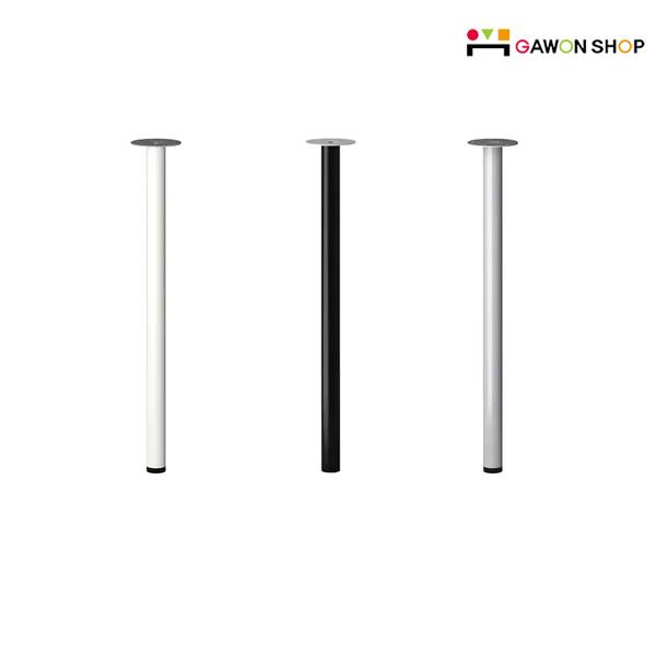 IKEA 이케아 ADILS 기본다리 4P세트, 화이트 802.179.77