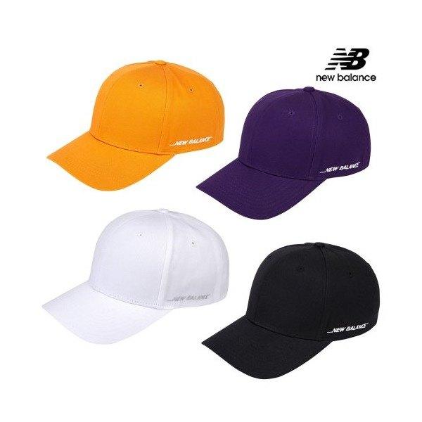 [뉴발란스(잡화)] [뉴발란스] 국내 매장제품 뉴발란스 모자 사이드 레터캡 / 남여공용 야, 색상:NBGD9S0103-30 (옐로우)
