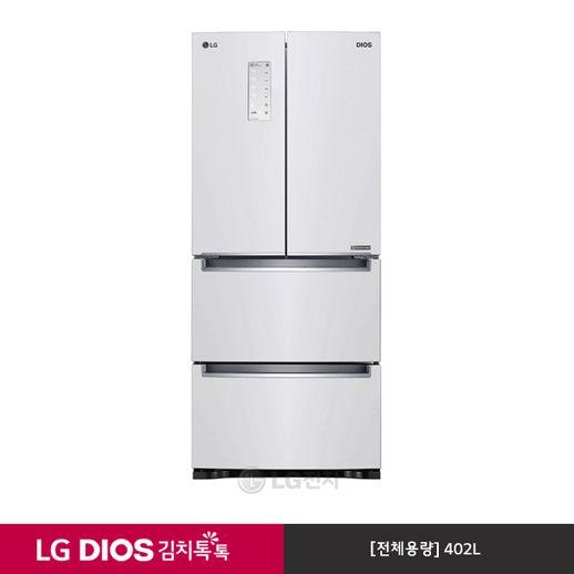 [LG] LG DIOS 김치톡톡 김치냉장고 K419W11E (402L)