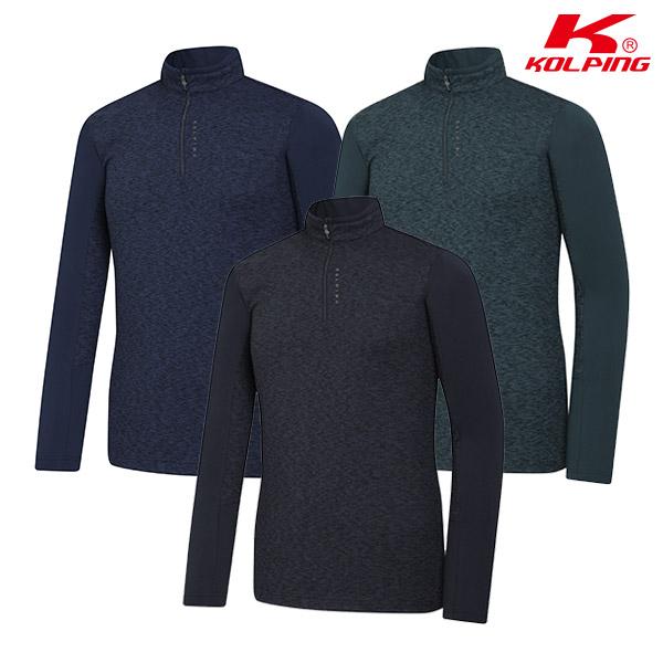 콜핑 남성 겨울 집업티셔츠 마나스-T(남) KPT0454M