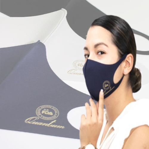 안경 김서림 방지 미국 FDA 등록 산소발생 피부 트러블방지 A 등급 빨아쓰는 마스크, 화이트 S
