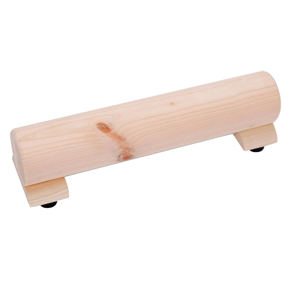에코숲라이프 천연 편백나무 발목펌프 운동기, 1개 (POP 179383054)