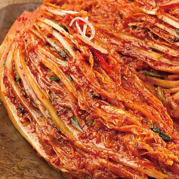진선미 맛있는 국산 부산 매운 불 실비 포기김치 주문 3kg