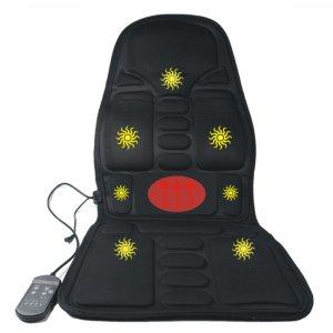 안마의자천갈이 미니안마의자 소형 덮개 보조커버, 7개의진동본체 (POP 4983293974)