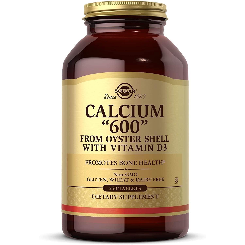 솔가 칼슘 600 타블렛, 240개입, 1개-3-2074522
