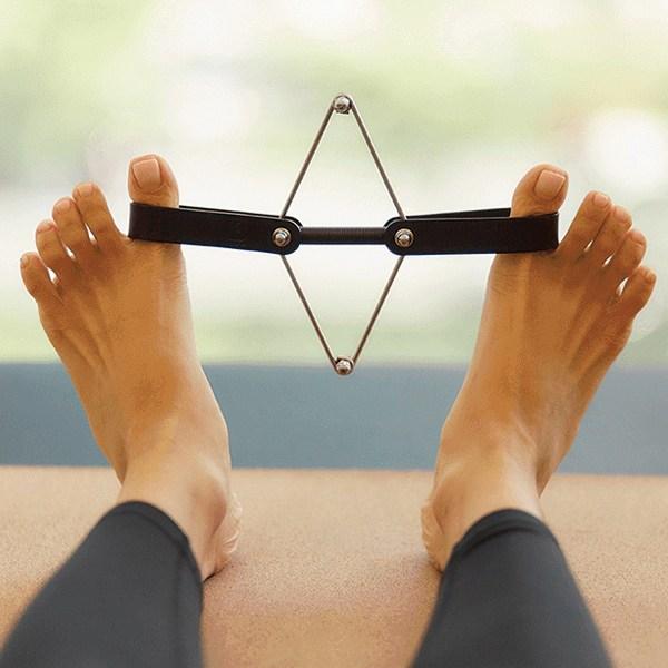 토코렉터 무지외반증 발가락교정기 족저근막염 블랙, 1개