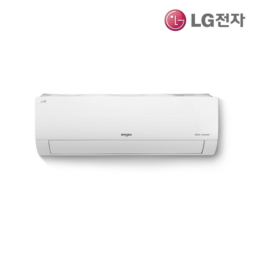 LG전자 인버터 벽걸이 냉난방기 7평형 냉온풍기, SW07B9JWAS