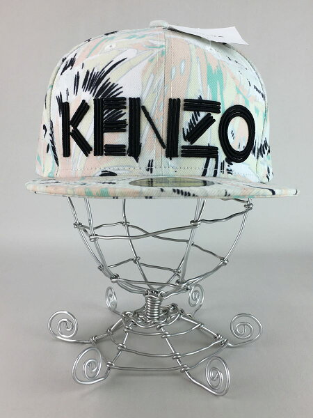 kenzo ◆ kenzo kenzo kenzo kenzo kenzo 모자 3 8 다색 손잡이