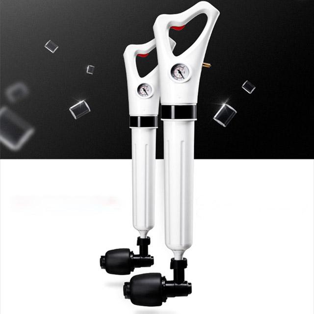 뚜러뻥 뚫어뻥 변기 싱크대 배수관 공기압축식 초강력, 1개
