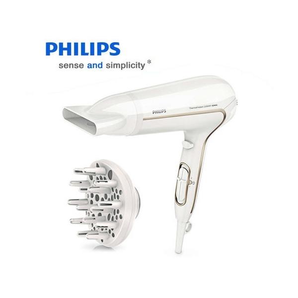 필립스 프리미엄 강력 써모프로텍트 전문가용 헤어드라이어 드라이기 쿨샷기능 2200W