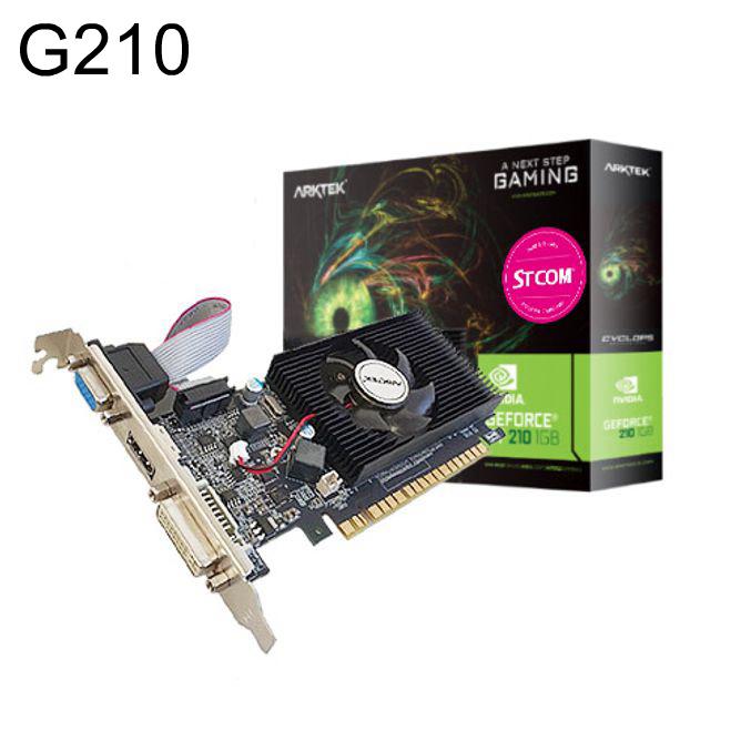 그래픽카드 지포스 G210 D3 1GB LP