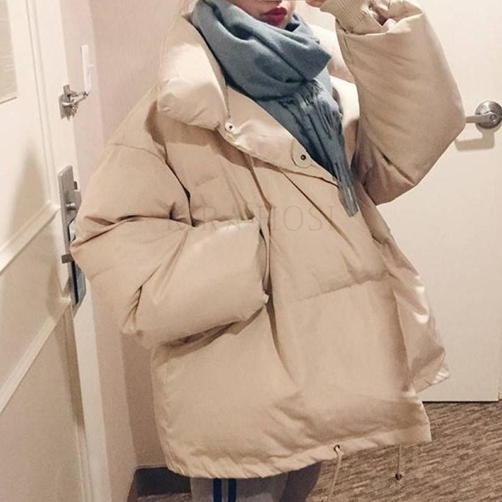 kirahosi 퀄리티 여성 겨울 패딩 점퍼 여자 웰론 아우터 자켓 예쁜 인싸 숏패딩 412 GS11 BFsrec8u