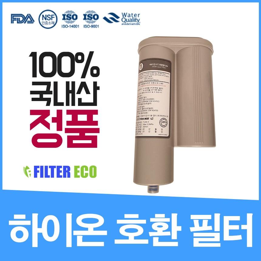 이온수기 필터 누가 정수기 알칼리 교환 알카리 교체 (POP 5430149775)