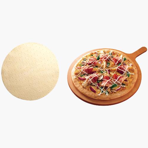 카페노리 냉동생지 - 파이피자시트 9인치 (133Gx10개) 피자도우-씬피자도우, 10개입, 133g