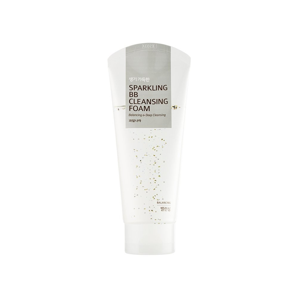 Sparkling BB 클렌징 폼, Cleansing Foam, One Size