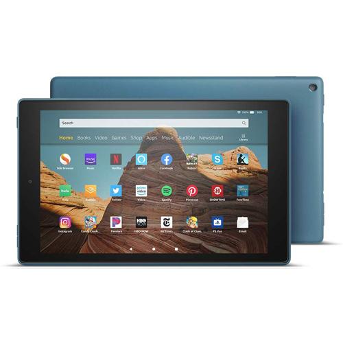 아마존 파이어 HD 10 32GB 태블릿 2019 새모델, TWILIGHT BLUE