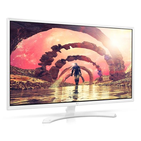 라온하우스 [LG전자] tv모니터 32인치 모니터 [화이트] LED LCD(와이드) / IPS패널 75Hz, 373769
