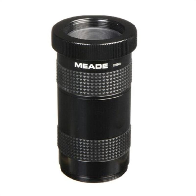 MEADE SLR 카메라 T 인터페이스 어댑터 슬리브 ETX 시리즈 천체 망원경 액세서리 LA021 (POP 5654800160)