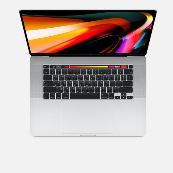 애플 맥북프로 16인치 고급형 MVVM2KH A 실버 (애플코리아 정품), 16GB, / SSD:TB,1TB, macOS Catalina