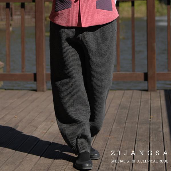 [10997]여자 누빔 겨울 바지 개량한복 데일리한복 패션한복 감성한복 요가복 겨울한복