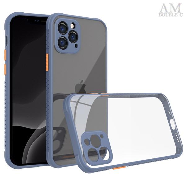 아이폰12 11 SE2 XR XS X 8 7 미니 프로 맥스 플러스 컬러프레임 풀커버 하드 핸드폰 휴대폰 케이스