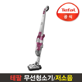 테팔 [테팔]에어포스 익스트림 사일런스 무선청소기 TY8949, 단일상품