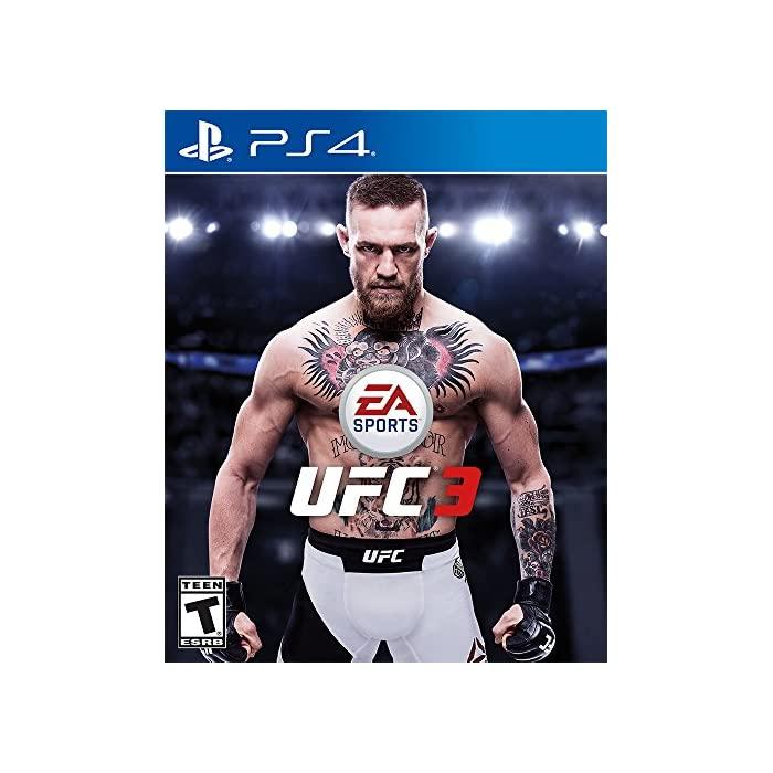 무상 EA Sports UFC 3 (수입 판 : 북미) PlayStation Hits PS4, 자세한 내용은 참조