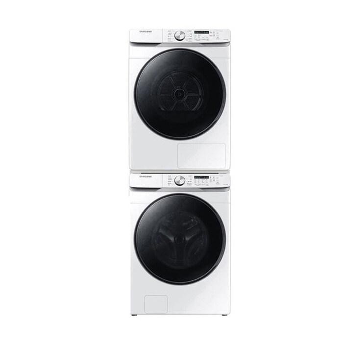 [삼성] 그랑데 드럼 세탁기 건조기 세트 WF21T6000KW+DV16T8520BW, 단일상품
