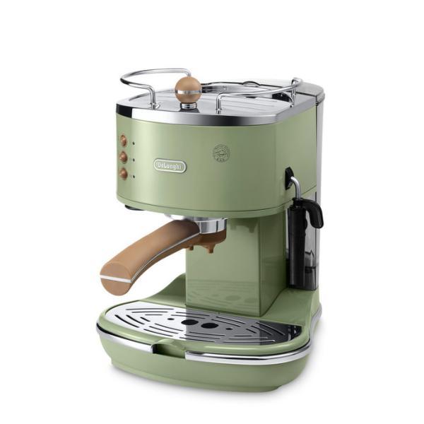 [현대백화점]드롱기 아이코나빈티지 커피메이커 ECOV311.GR(올리브 그린), 단일속성