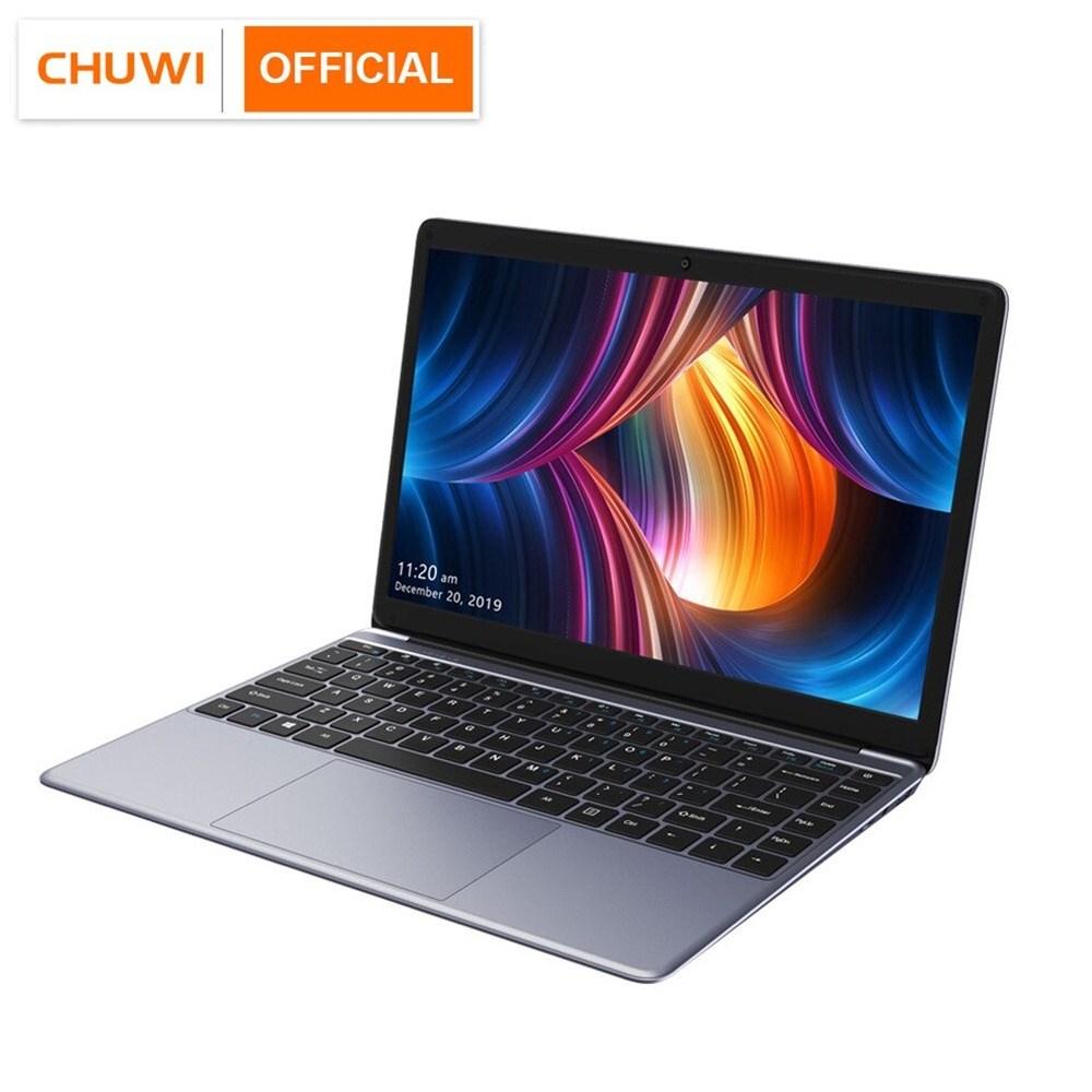 CHUWI Herobook Pro 14.1인치 노트북 WIN10 Home 포함 N4000 8GB LPDDR4 256GB SSD FHD IPS, SSD 256GB