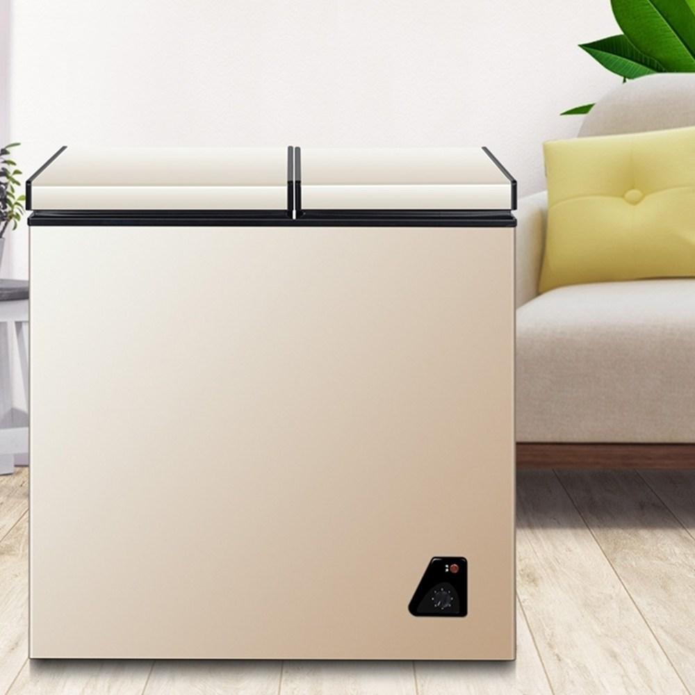 작은 김치냉장고 소형김치냉장고 양문형 138L, 실버