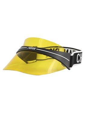 christian club1 club-1 흑백 조절 가능한 노란색 썬캡