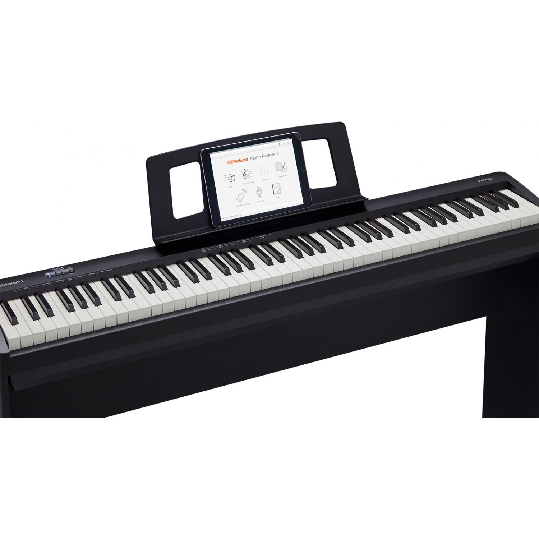 롤랜드 fp10 / fp-10 디지털피아노 roland 페달 보면대 전체커버 풀패키지-