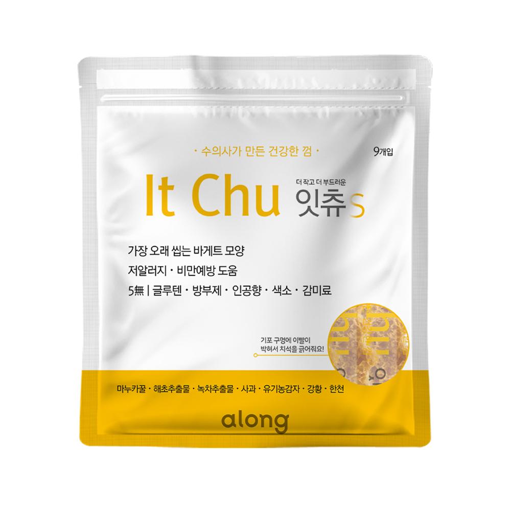 펫토리아 반려생활 수의사가 만든 건강한 껌 잇츄S 12g 9개입, 마누카꿀, 1개
