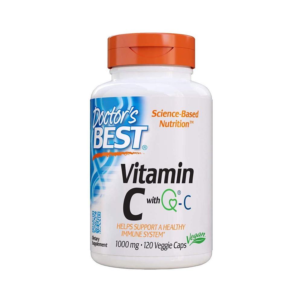 Doctors Best 비타민C 1000mg 120캡슐, 단품, 단품