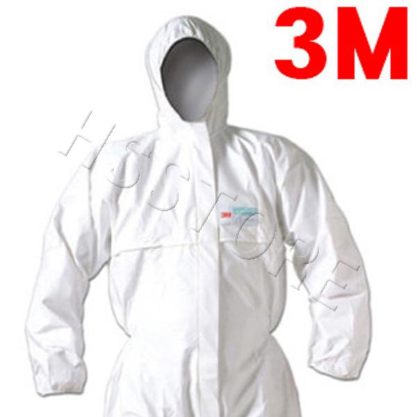 3M 방역복 방호복 보호복 ( XL L M S ) 코로나방호복, 3M 4545 방역복